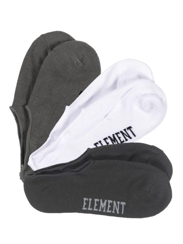 Element Low-Rise Socken 5er Pack