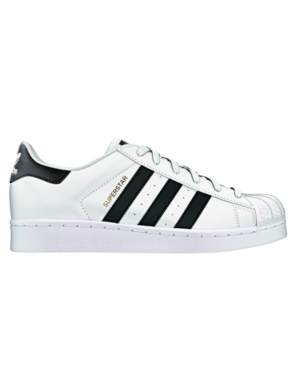 Adidas Superstar J (white/core black/white)