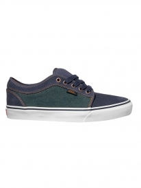 Vans Chukka Low (navy/bronze)