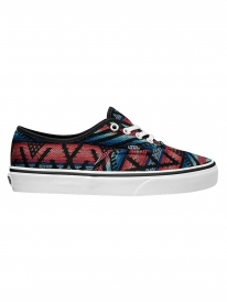 Vans Authentic Moroccan Geo (black/true)