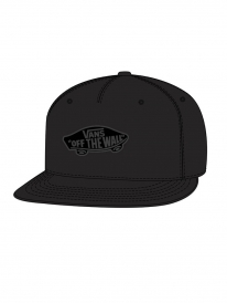 Vans Classic Patch Cap (black)