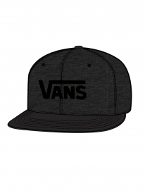 Vans Drop V Cap (black/black)