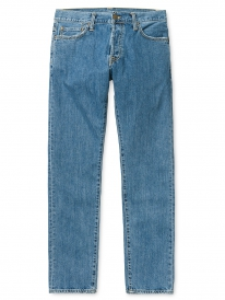 Carhartt WIP Davies Pant (blue strand washed)
