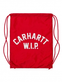Carhartt Script Bag Gymsac (rosehip/white)