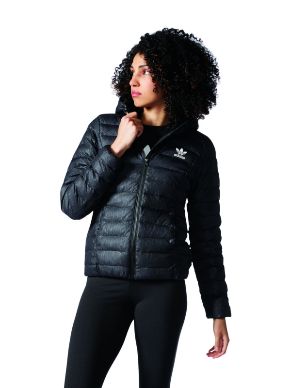 Adidas Slim Jacket Jacke (black)