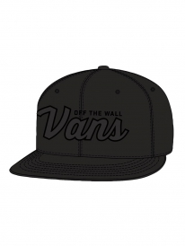 Vans Wilmington Cap (black)