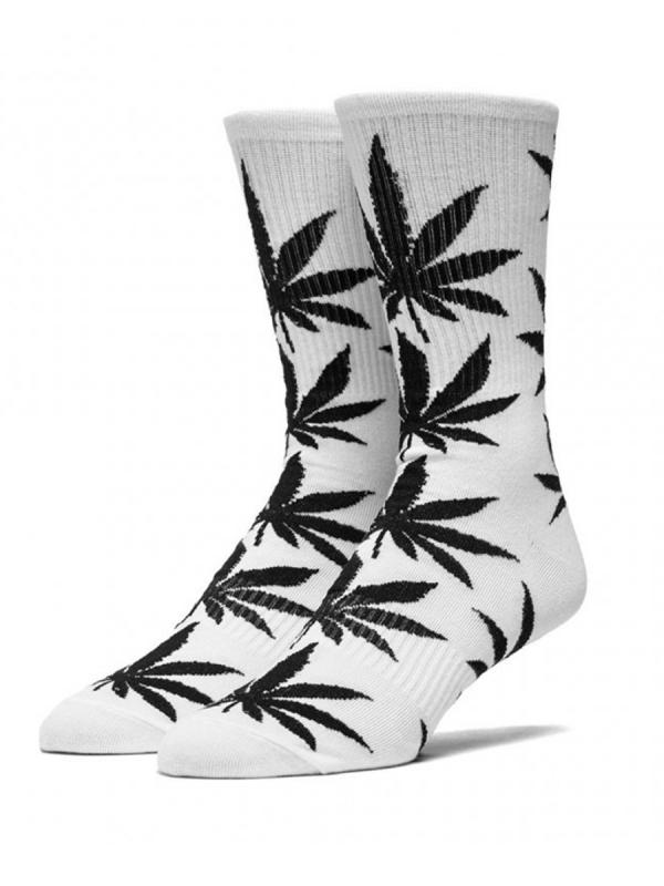 HUF Plantlife Crew Socken (white)