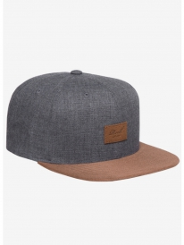 Reell Suede Cap (dark earth)