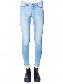 Cheap Monday Mid Spray Jeans (stone bleach)