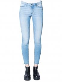 Cheap Monday Mid Spray Jeans (stone bleach)