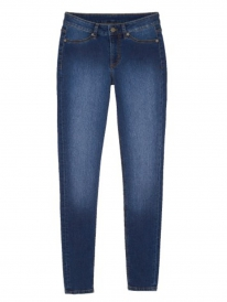 Cheap Monday Mid Spray Jeans (dim blue)