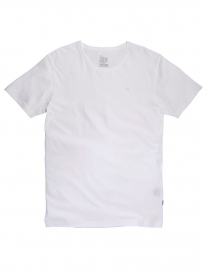 Cleptomanicx Ligull Scoop 2 T-Shirt (white)