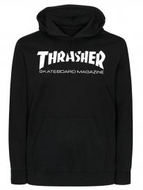 Thrasher Skate-Mag Hoodie (black)