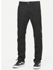 Reell Straight Flex Chino Hose (black)