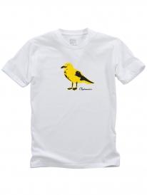 Cleptomanicx Wargu T-Shirt (white)