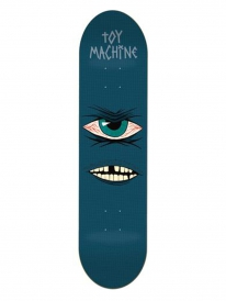Toy Machine Sect Eye Series Deck 8.25 Inch (toothless)