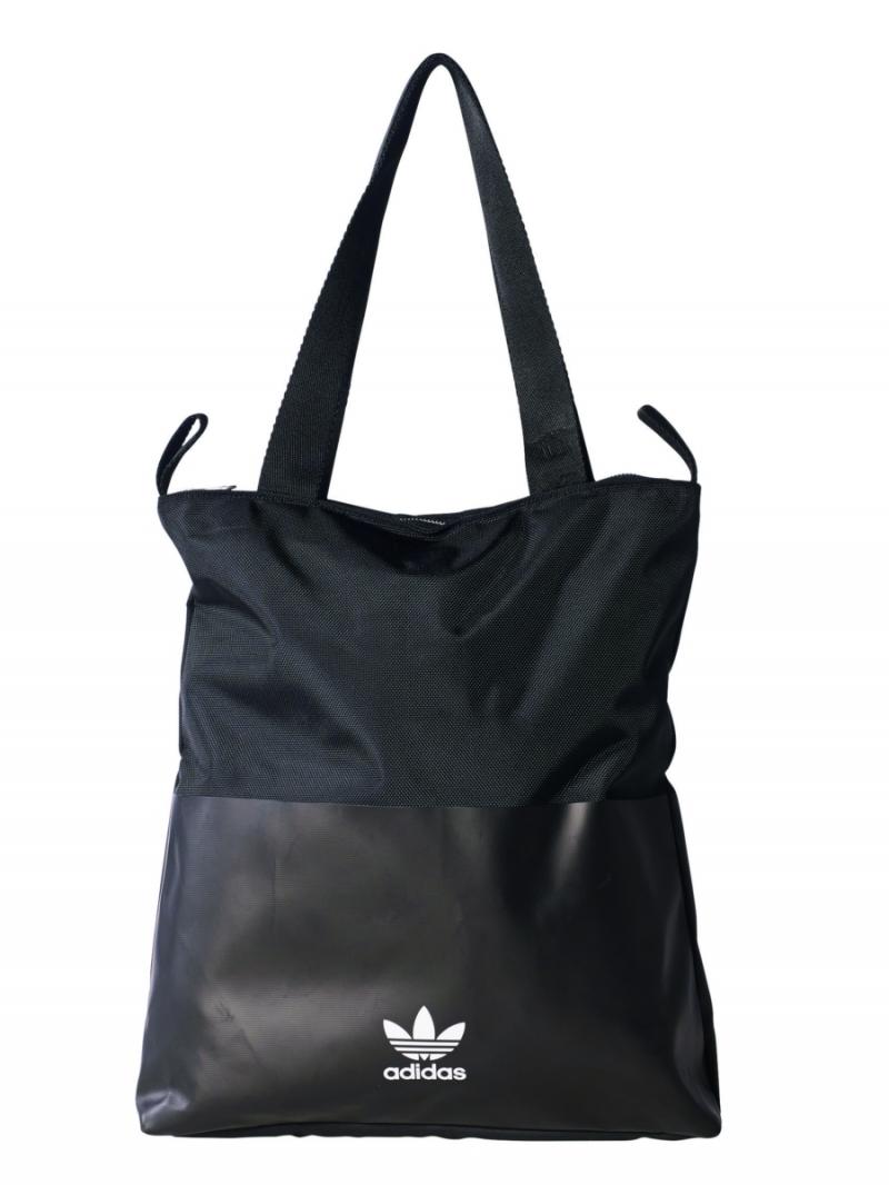 adidas shopper acfash tasche black gymsac jutebeutel taschen. Black Bedroom Furniture Sets. Home Design Ideas