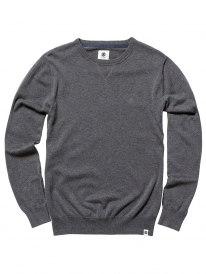 Element Crew Sweater (charcoal heather)