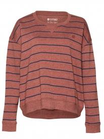 Element Lily Sweater (wine multi)