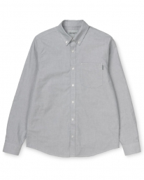 Carhartt WIP Button Down Pocket Hemd (blush)