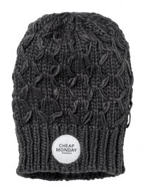 Cheap Monday Fence Beanie (overdye black)
