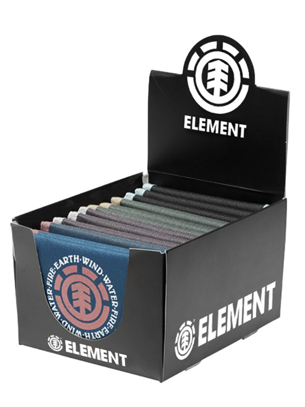 Element Elemental Wallet (verschied. Farben)