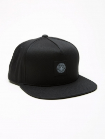 Obey Worldwide Seal Cap (black)