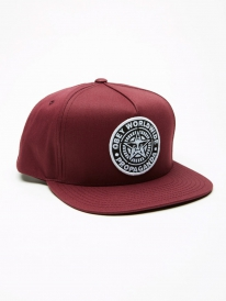Obey Classic Patch Cap (burgundy)