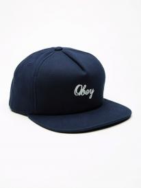 Obey Stratford Cap (navy)