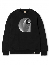 Carhartt Dimensions Sweater (black/white)