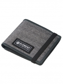 Element Endure Wallet (charcoal herringbone)