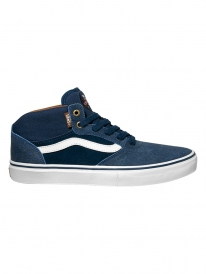 Vans Gilbert Crockett Pro Mid Xtuff (dress blue)