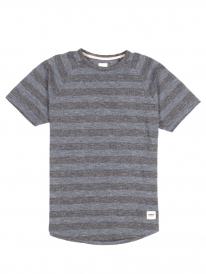 Wemoto Lumber T-Shirt (black melange)