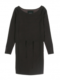 Wemoto River Kleid (black)