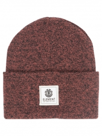 Element Dusk Beanie (oxblood heather)