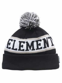 Element Fairfax Bommel Beanie (flint black)