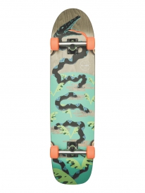 "Globe Snake Run 35.75"" Komplett Longboard (space slug)"