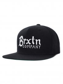 Brixton Barley Cap (black)