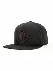 Brixton Rival Cap (black/black)