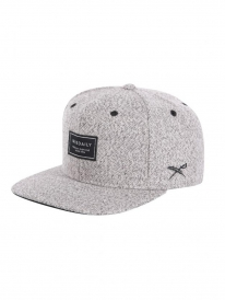 Iriedaily Lug Cap (grey melange)