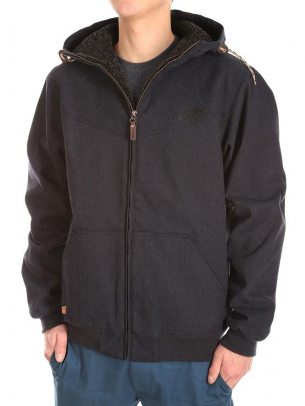Iriedaily Dock36 Swing Jacke (black)