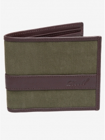 Reell Canvas Wallet (olive)