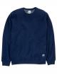 Cleptomanicx Woozer Sweater (heather dark navy)