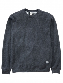 Cleptomanicx Woozer Sweater (heather dark gray)