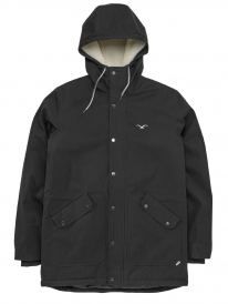 Cleptomanicx Larum Winter Jacke (black)