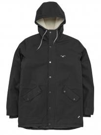 Cleptomanicx Larum Winter Jacke (black)