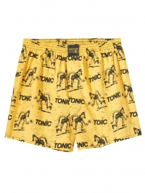 Cleptomanicx Tonic Boxershorts (lemon)