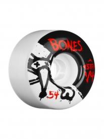 Bones Wheels STF V4 Series 2 Rollen white 83B (versch. Größen) 4er Satz