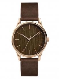 TAS Mary Holz Uhr (Walnuss)