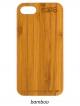 TAS Raw Vollholz iPhone 7 Hülle (verschied. Holzarten)